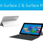 Microsoft Surface 2 release