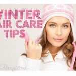 7 Winter Hair Care Tips