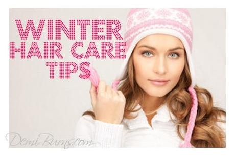 Winter Hair Care Tips for Women