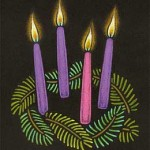 Advent Wreaths 2013