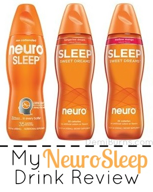 my neurosleep drink review