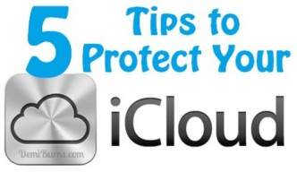 5 tips to protect  your icloud