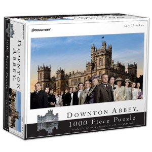 Downton Abbey Family & Staff Puzzle