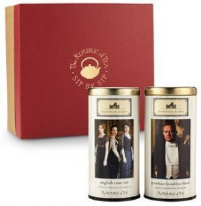Downton Abbey Tea Gift Set
