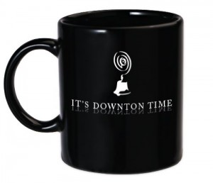 Downton Time Mug